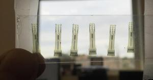 Glassy Carbon Electrodes for Brain-computer Interface technology